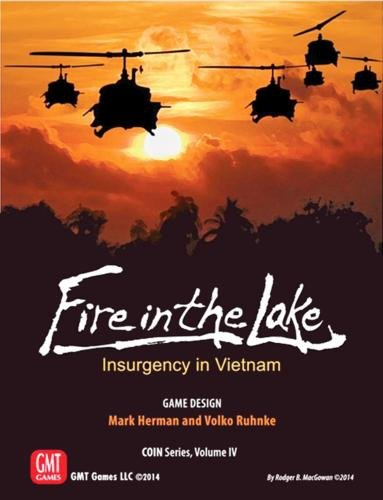 Fire in the Lake 2nd Printing