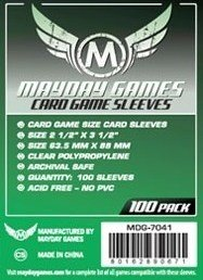 Koszulki Mayday Games Standard (Green)