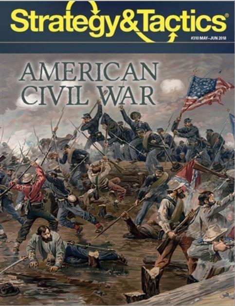 Strategy & Tactics #310 American Civil War