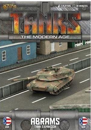 TANKS: The Modern Age - M1/M1A1 Exp.