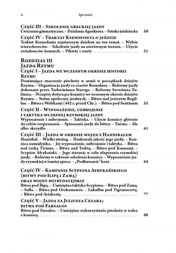 Historia kawalerii t.I