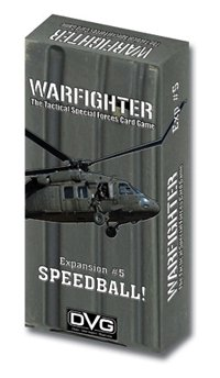 Warfighter Exp. 5 - Speedball
