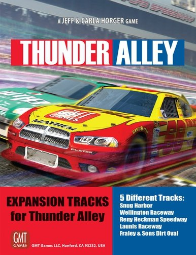 Thunder Alley Extra Track Set