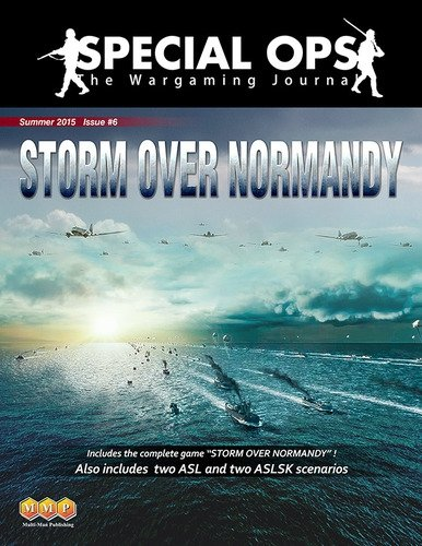Special Ops Issue #6 - Storm over Normandy
