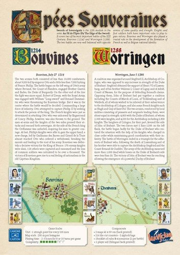 Swords of Sovereignty - Bouvines 1214 - Worringen 1288