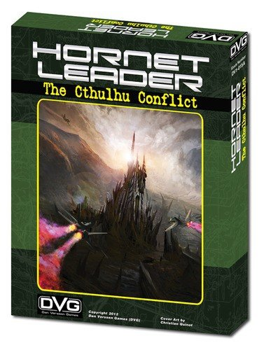 Hornet Leader - The Cthulhu Conflict