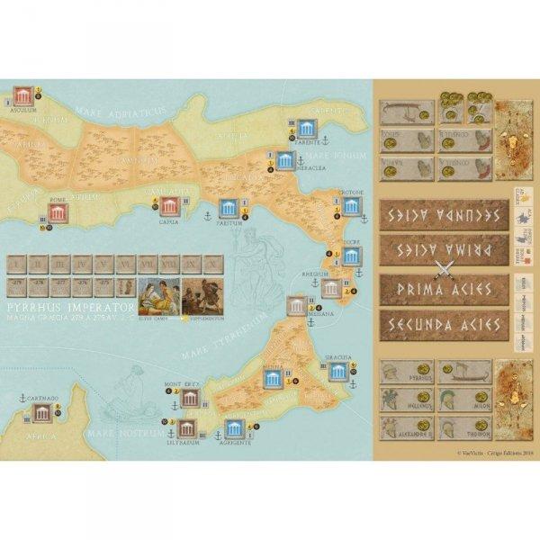 VaeVictis no. 143 Pyrrhus Imperator