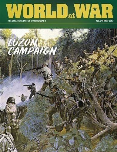 World at War #59 Luzon Campaign
