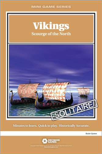 Mini Folio Vikings Scourge of the North