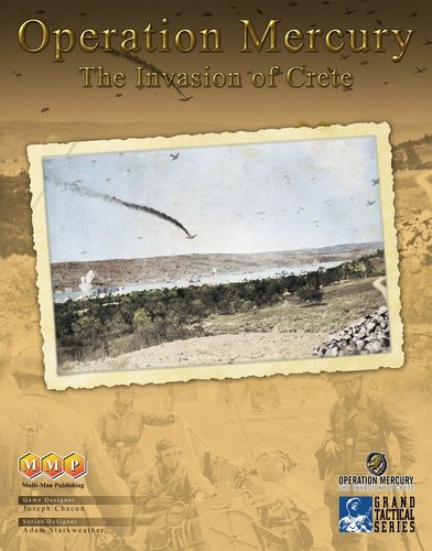 Operation Mercury: The Invasion of Crete