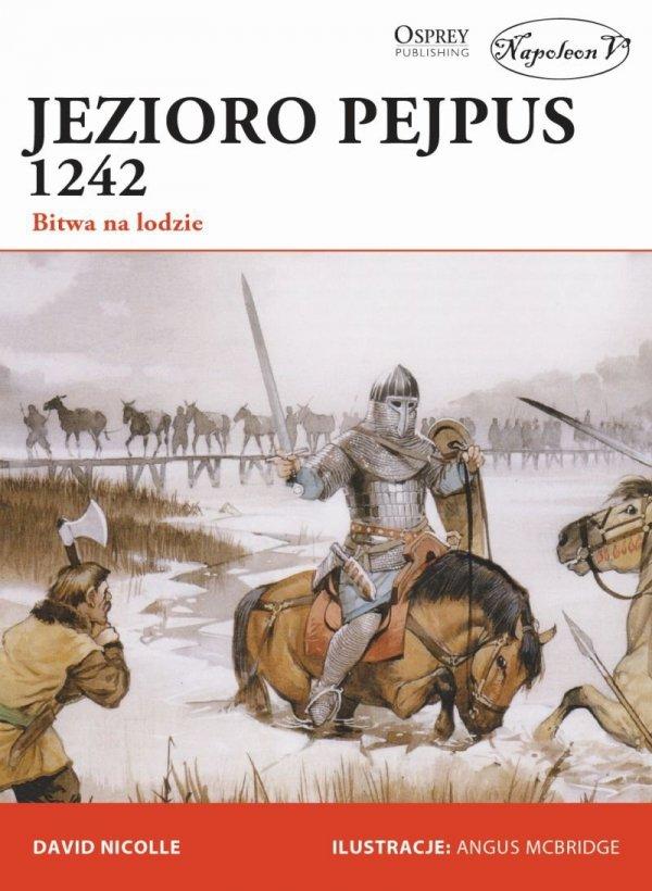 Jezioro Pejpus 1242 Bitwa na lodzie