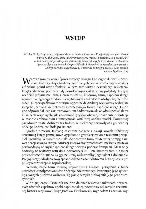 Studia nad epoką napoleońską tom II