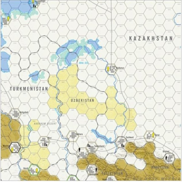 Modern War #37 Putin Moves South