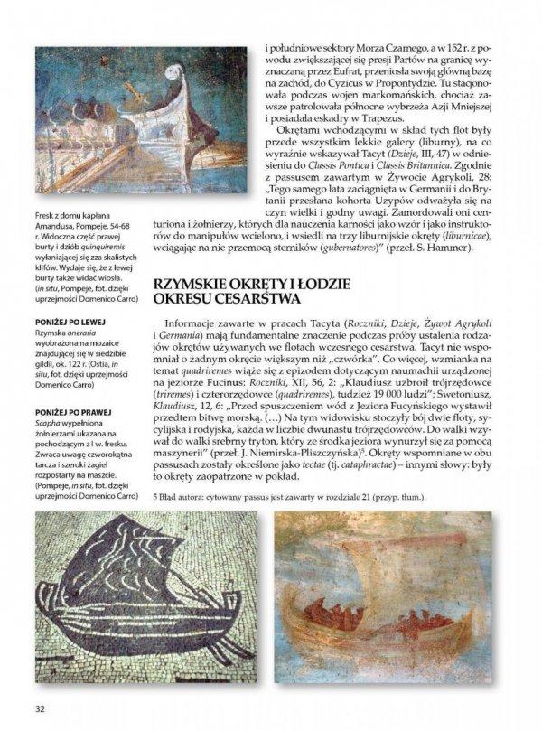 Okręty cesarskiego Rzymu 27 przed Chr. - 197 po Chr.