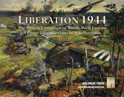 Panzer Grenadier: Liberation 1944 2nd ed.