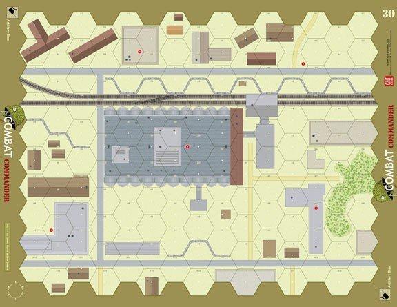 Combat Commander Battle Pack #2: Stalingrad