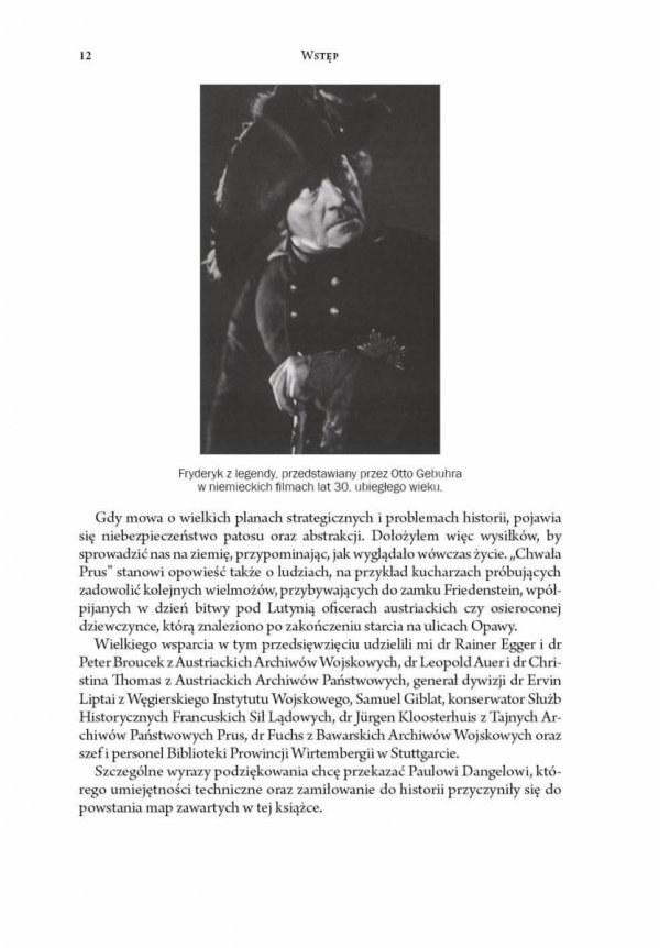 Chwała Prus. Rossbach i Lutynia 1757 (miękka oprawa)