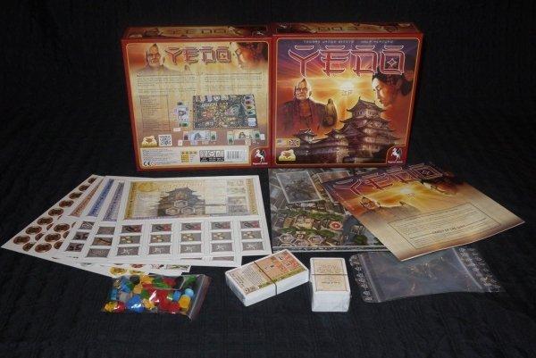Yedo (2nd edition)