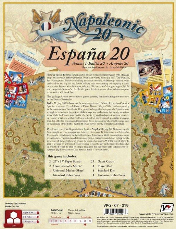 Espana 20