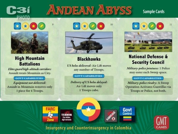 Andean Abyss