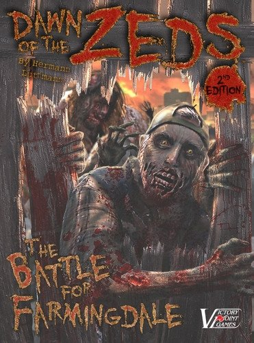 Dawn of the Zeds 2nd ed (box)