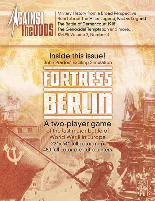 Against the Odds #08 - Fortress Berlin