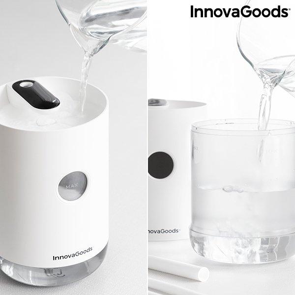 Ultradźwiękowy Przenośny Nawilżacz Powietrza Vaupure InnovaGoods