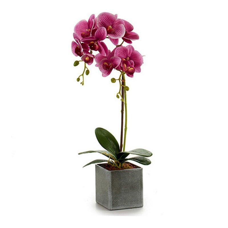 Kwiat dekoracyjny Plastikowy Storczyk