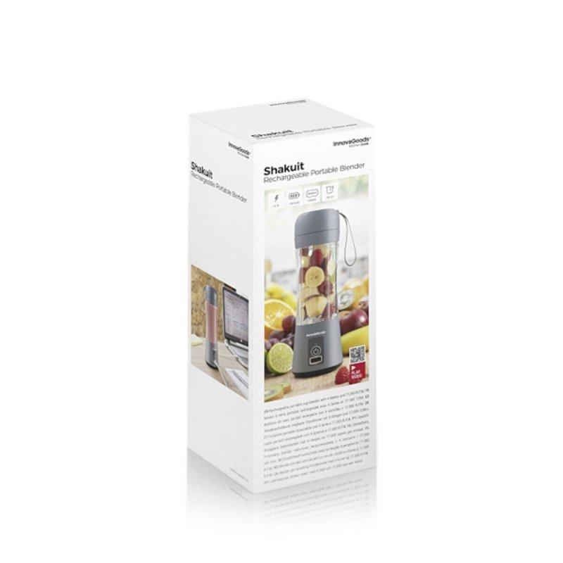 Przenośny blender do kubka z akumulatorem Shakuit InnovaGoods