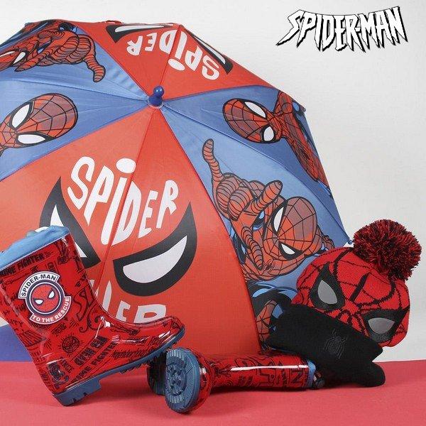 Kapelusz Spiderman Fuksja