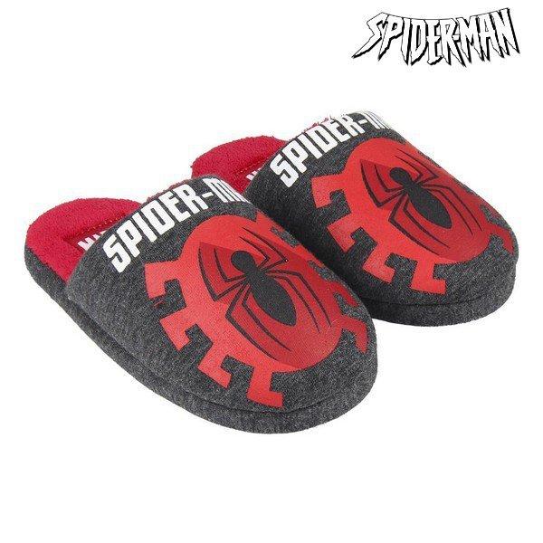 Pantofle Dla Dzieci Spiderman Czerwony