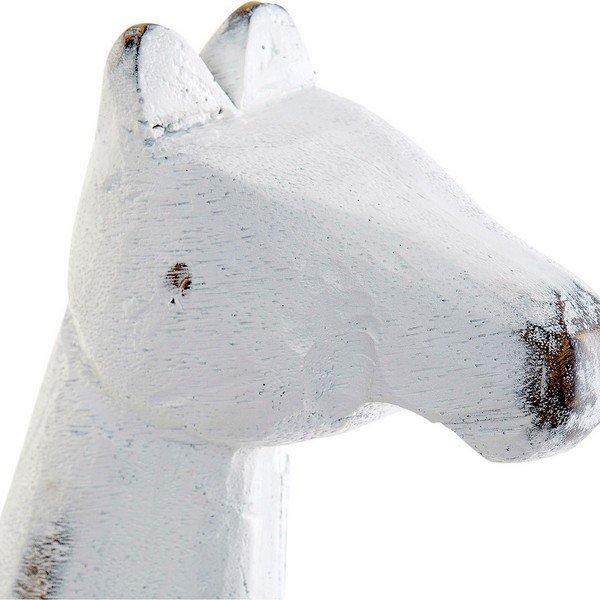 Figurka Dekoracyjna DKD Home Decor Żywica Koń (49 x 8 x 57 cm)