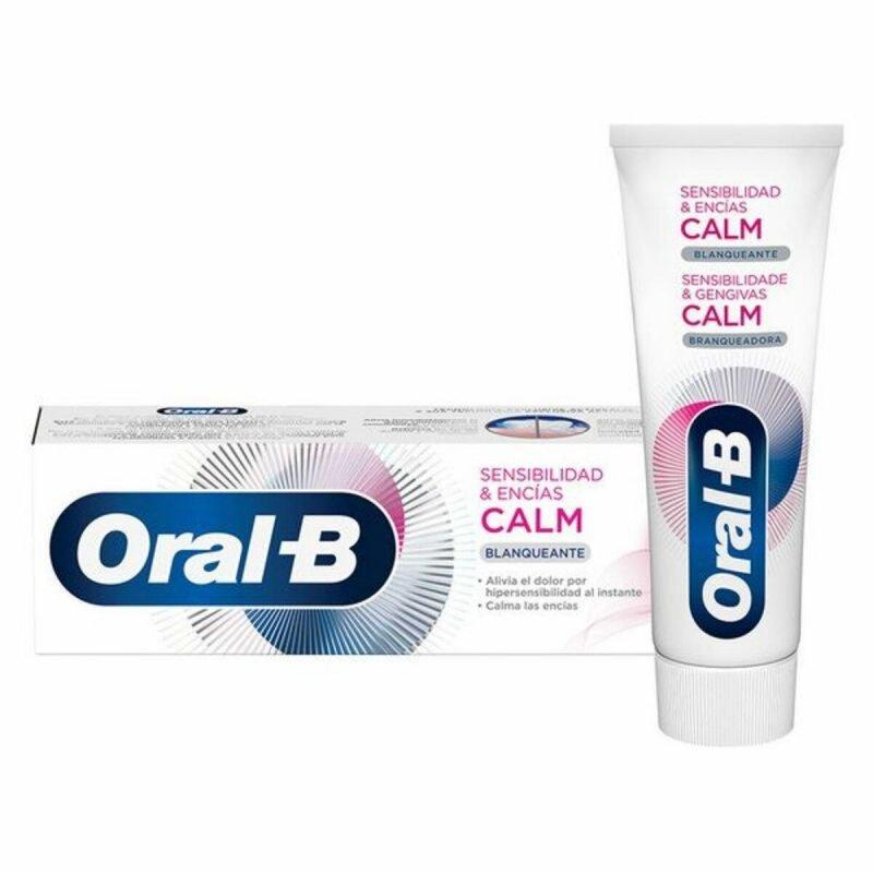Pasta do Zębów Wybielająca Oral-B Sensibilidad & Calm (75 ml)