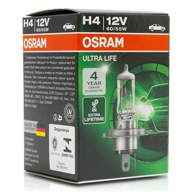 Automotive Bulb Osram 64193ULT H4 12V 60/55W