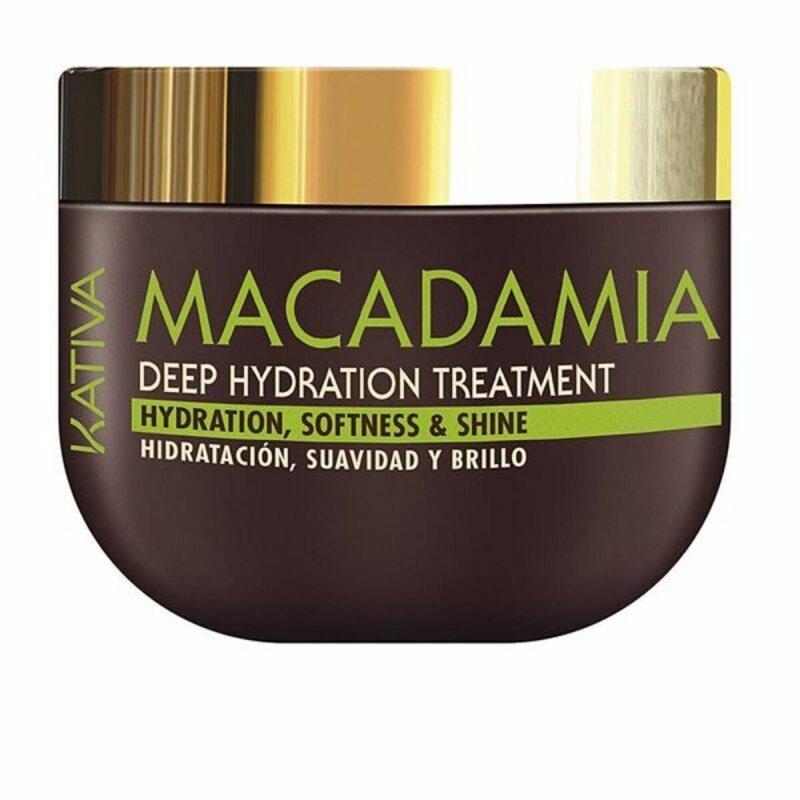 Maska do Włosów Kativa Macadamia (500 gr)