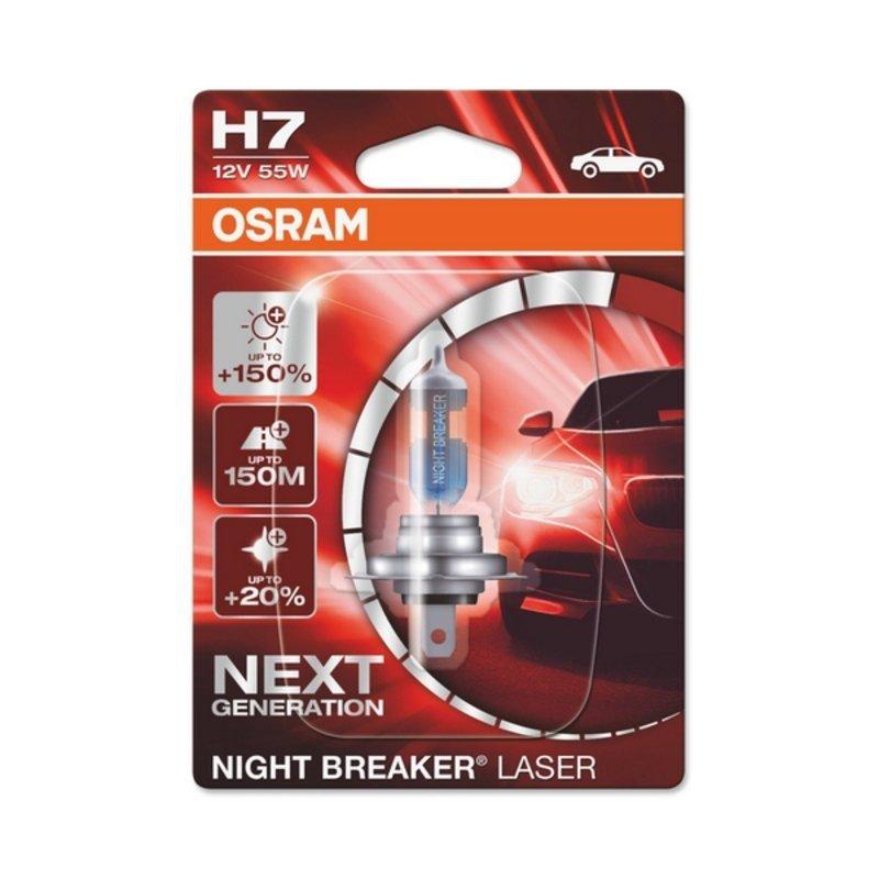 Automotive Bulb Osram 64210NL H7 12V 55W