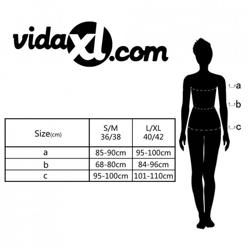 Seksowna bielizna damska -zestaw rozmiar L / XL