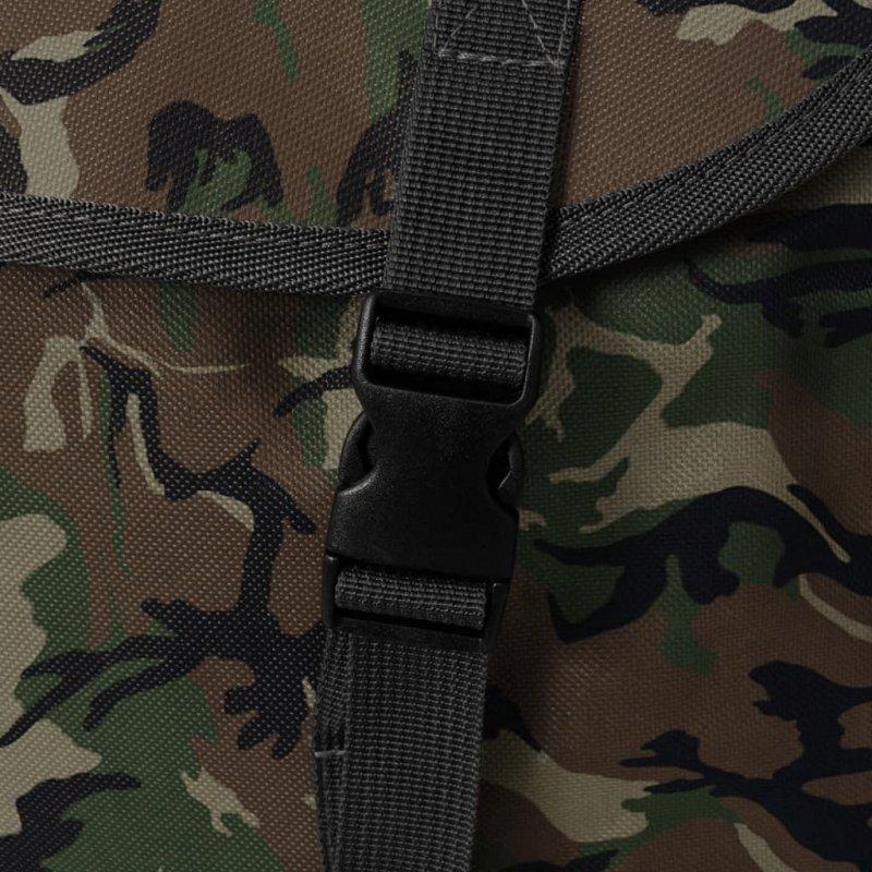 Plecak w wojskowym stylu, 40 L, moro