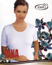 Koszulka Emili Nina biała 2XL