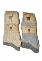 Skarpety Ulpio Alpaka-Wolle 31606 A'2