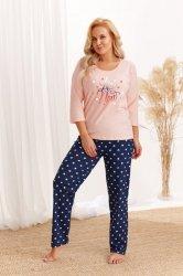 Piżama Taro Nadia 2468 3/4 2-3XL Z'20
