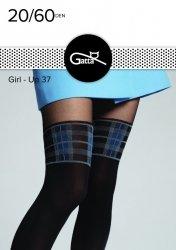 Rajstopy Gatta Girl-Up wz.37 20/60 den