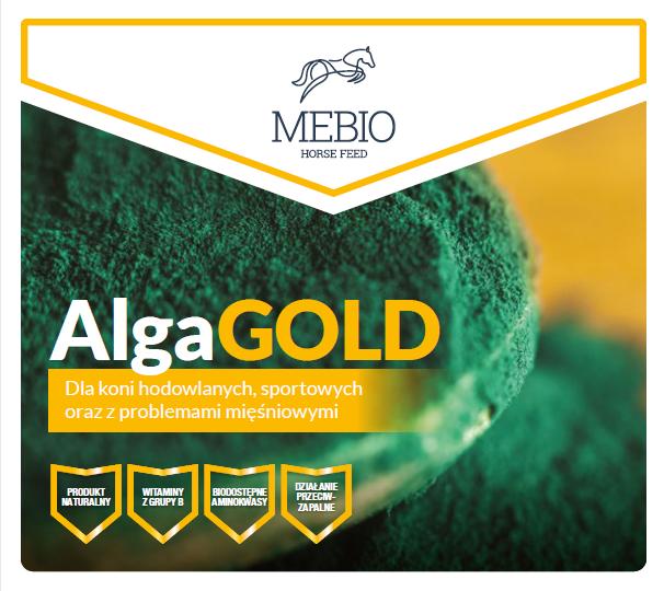 AlgaGold 2 kg algi Mebio