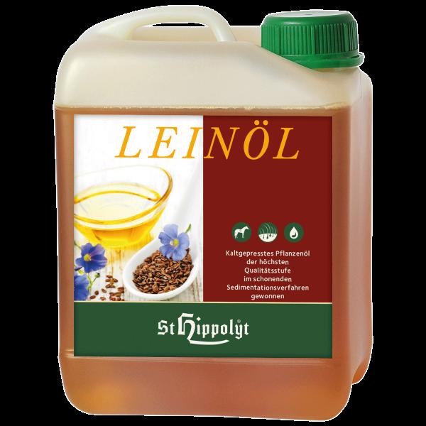 Olej lniany Leinol 5 l  St. Hippolyt