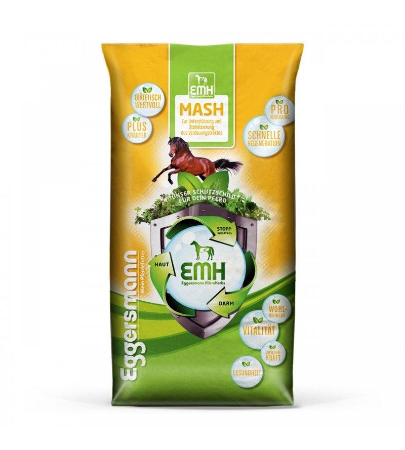 EMH Mash - Mesz z dodatkiem EMH bogaty w kwasy Omega 3 i Omega 6 - 15 kg  Eggersmann