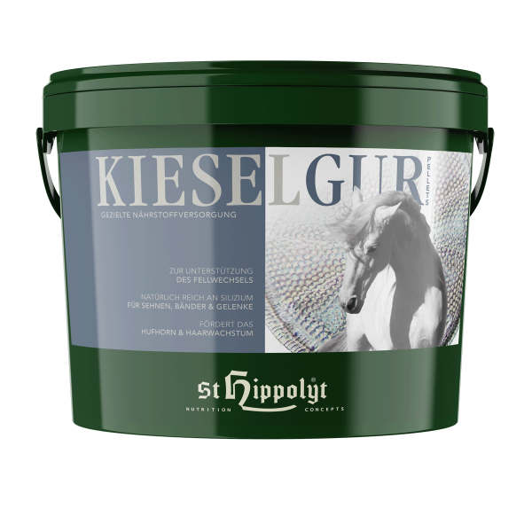 Kieselgur - krzem 4 kg  St. Hippolyt