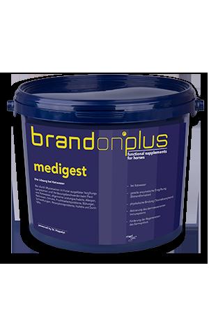 Medigest - detoksyfikacja 3 kg  Brandon PLUS