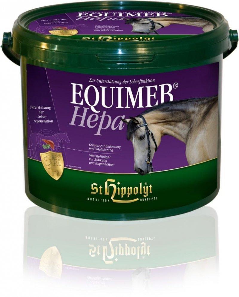 Equimeb Hepa - wątroba i nerki 3 kg  St. Hippolyt
