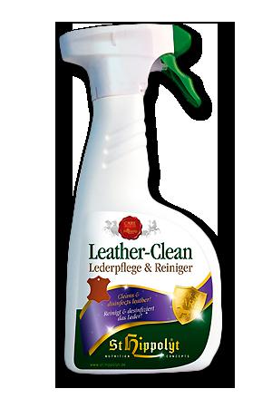 Spray do wyrobów skórzanych – Leather Clean 500 ml  St. Hippolyt