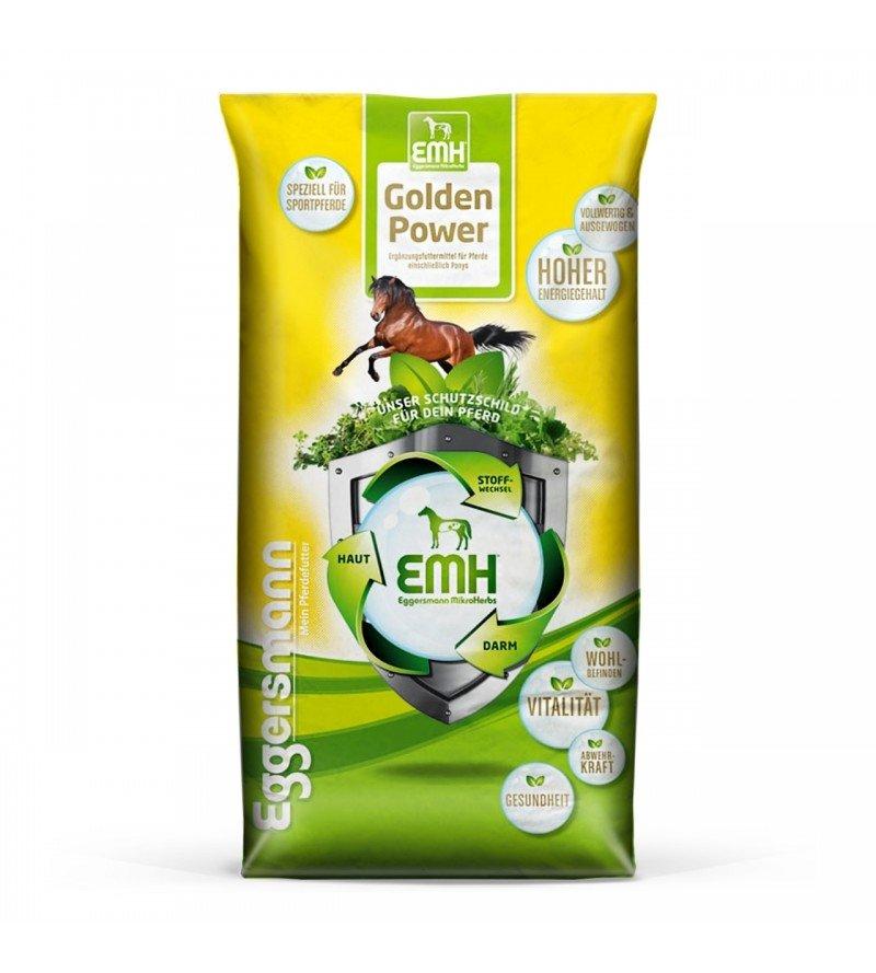 EMH Golden Power- energetyczne musli dla koni sportowych 15 kg  Eggersmann